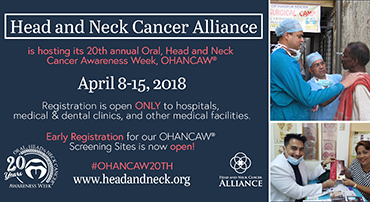Head and Neck Cancer Awareness